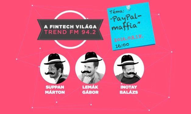 A PayPal-maffia, avagy a FinTech világ keresztapái