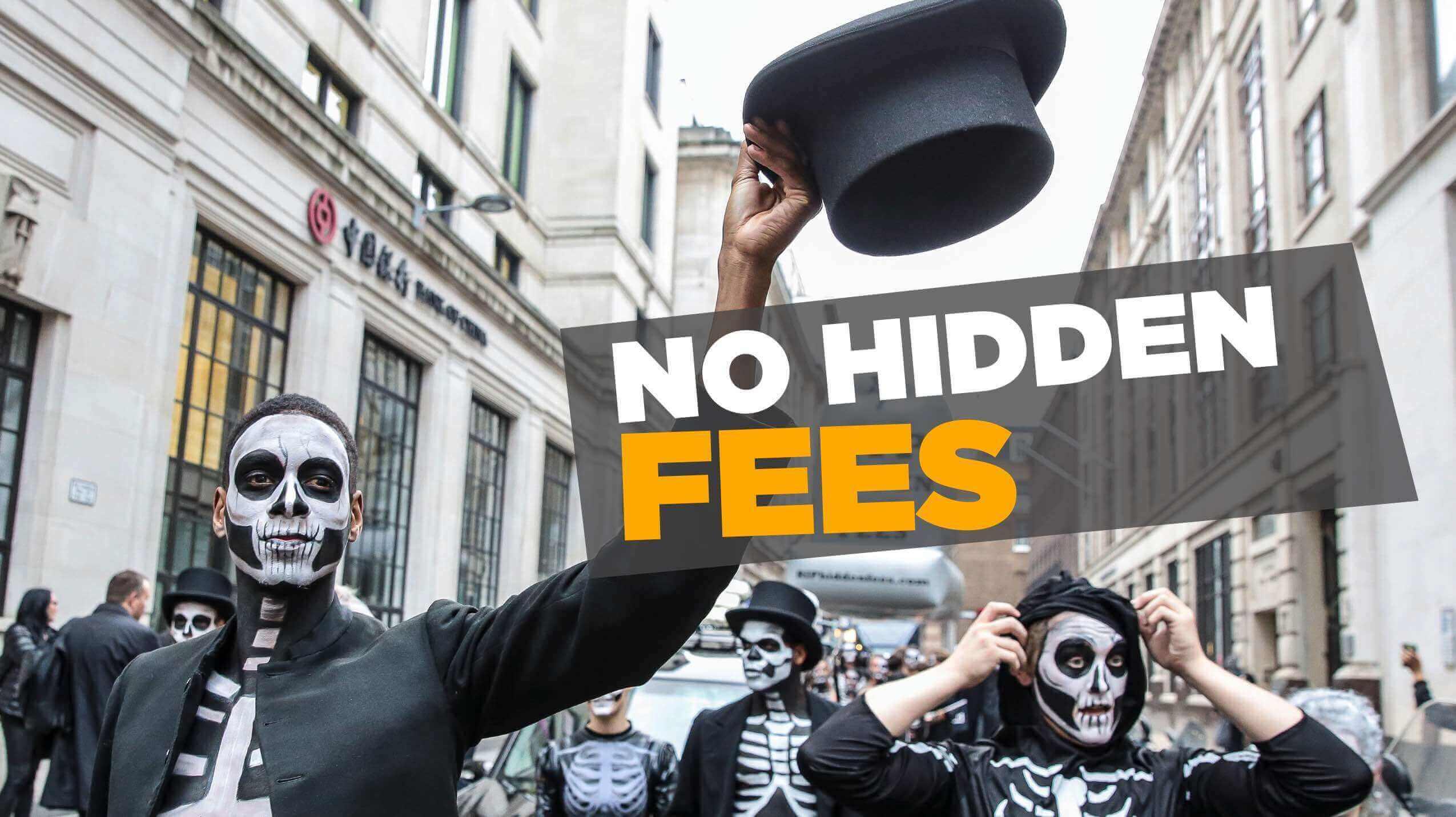 """Pénzküldés külföldre: """"Temessük el a rejtett banki díjakat!"""""""