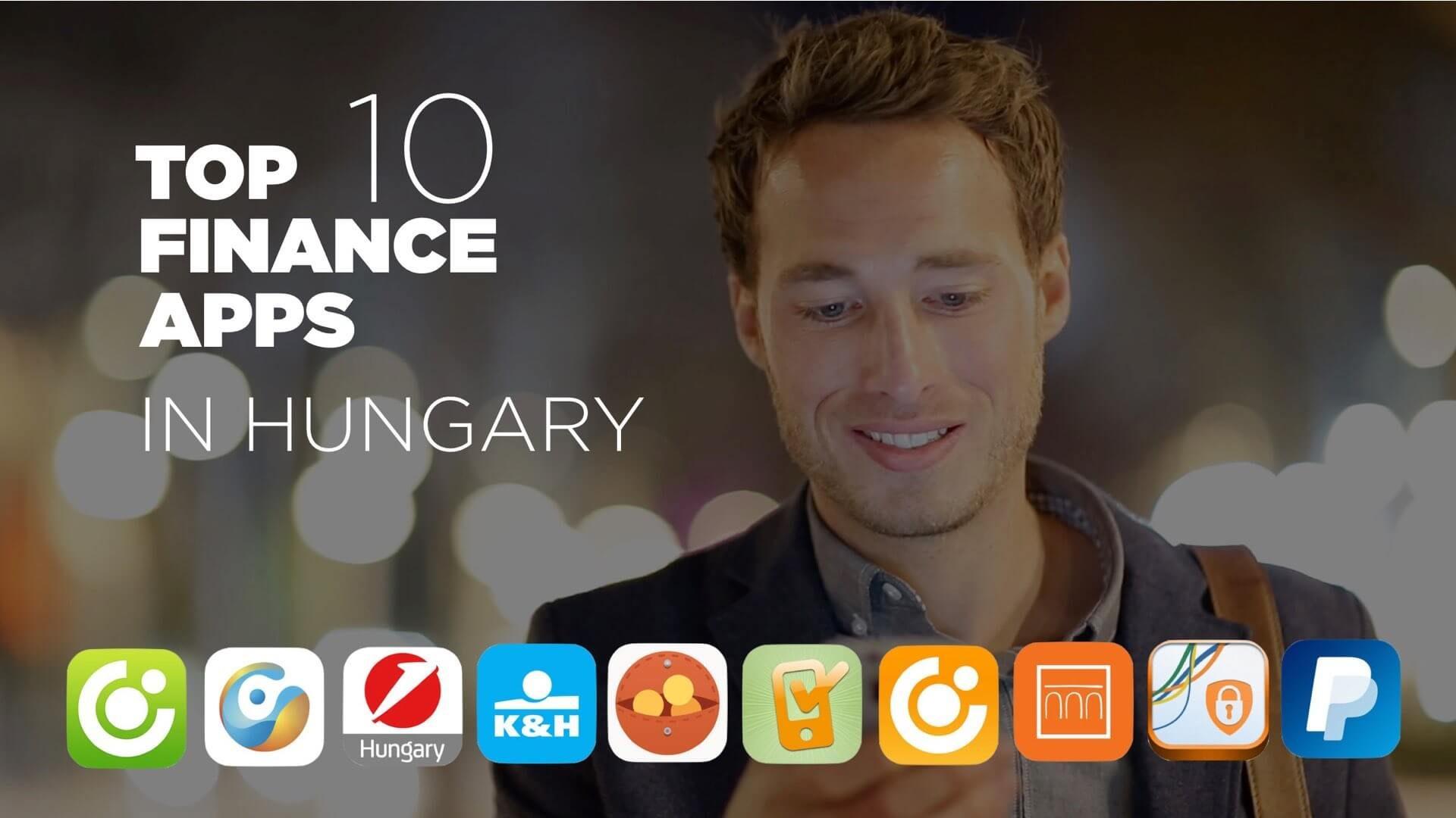 TOP 10 pénzügyi app Magyarországon; szerethető pénzügyek(?)