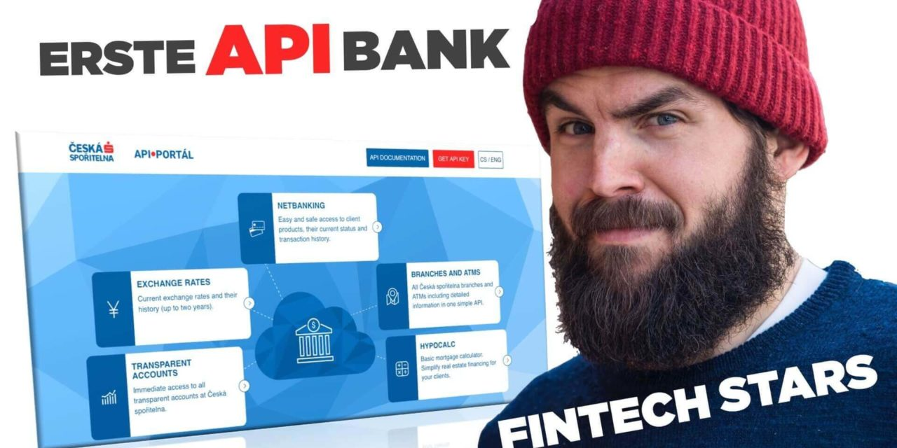 Erste API Bank: On Top of FinTech Waves