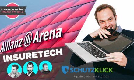 Az Allianz InsurTech start-up-ba fektetett