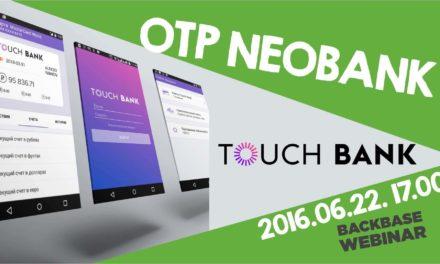 Webinar: OTP [Neo]Bank – A digitális bank