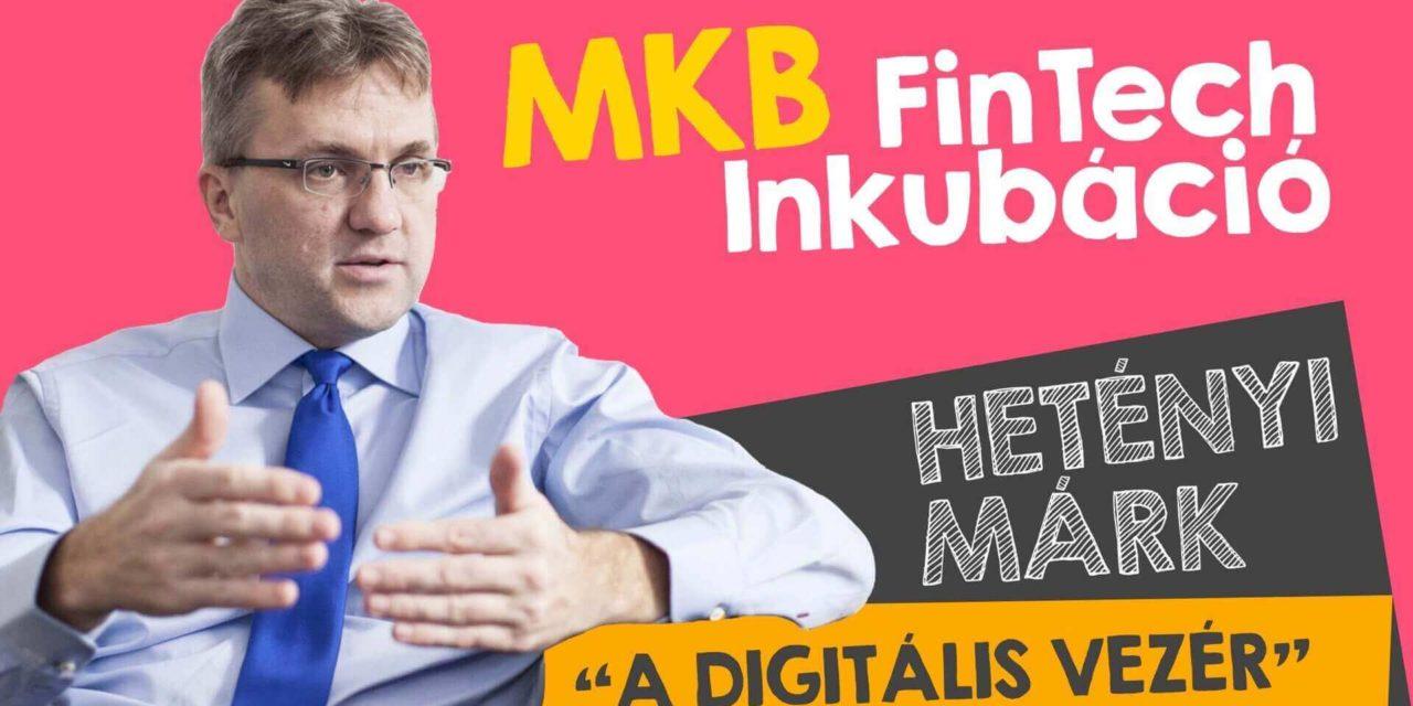 """MKB Bank – fintech startupok: """"egy gyönyörű barátság kezdete"""". Jön az inkubátor"""