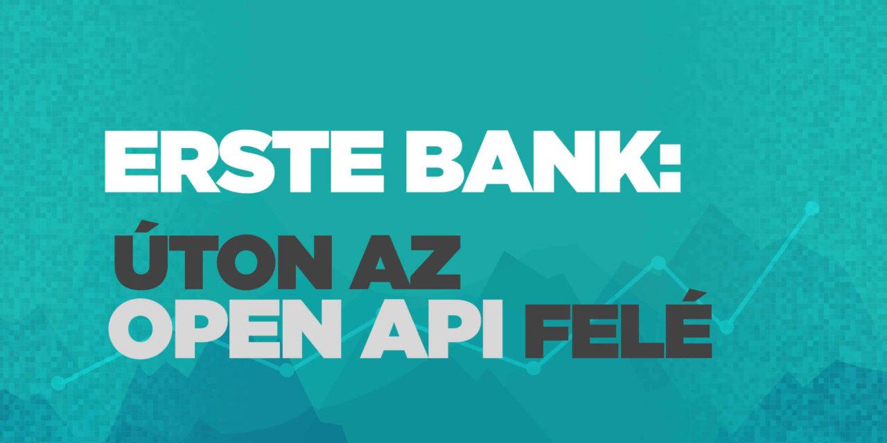 Erste: Gyorsabban készülhet az API bankolásra