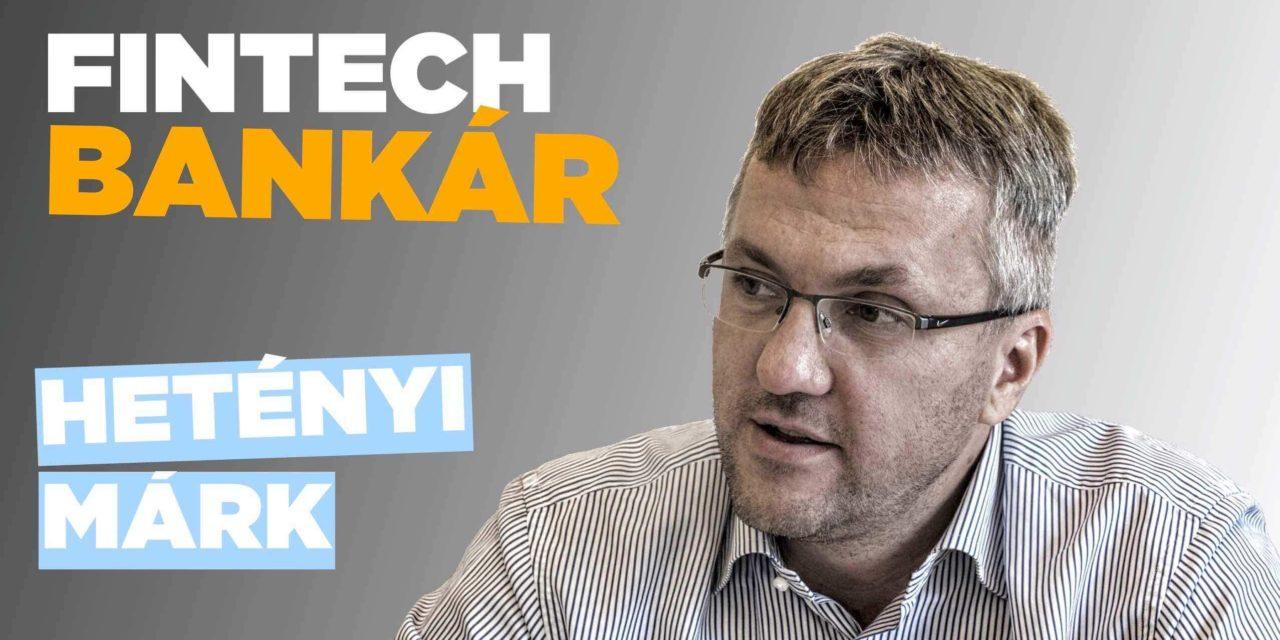 """""""Hello, Márk vagyok! Csináljunk egy FinTech Bankot!"""""""
