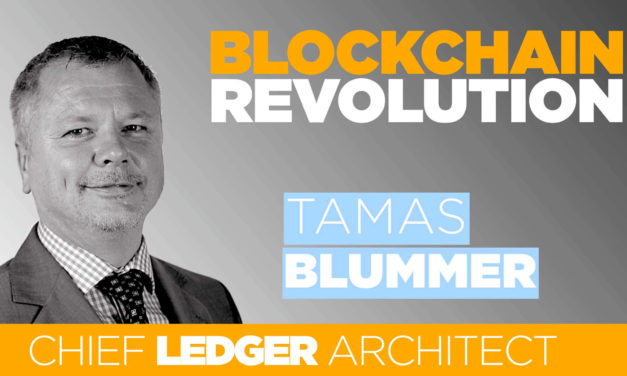 """Blockchain will become standard in 10 years"" – Blummer"