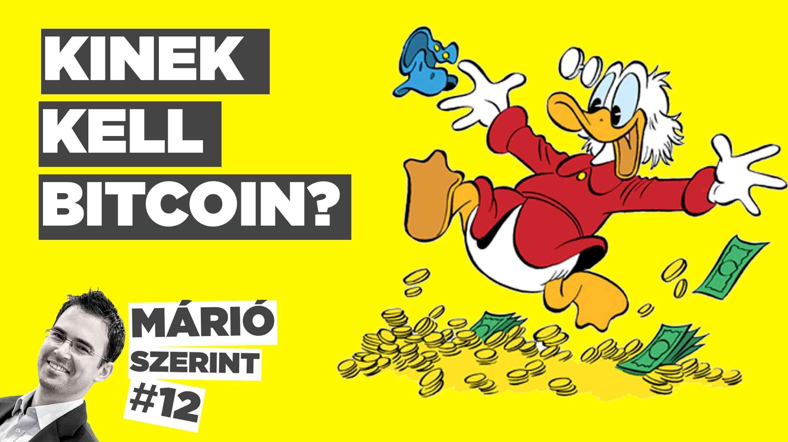 Mi köze Dagobert bácsinak a bitcoinhoz? Mikor indult itthon a bitcoin örület?