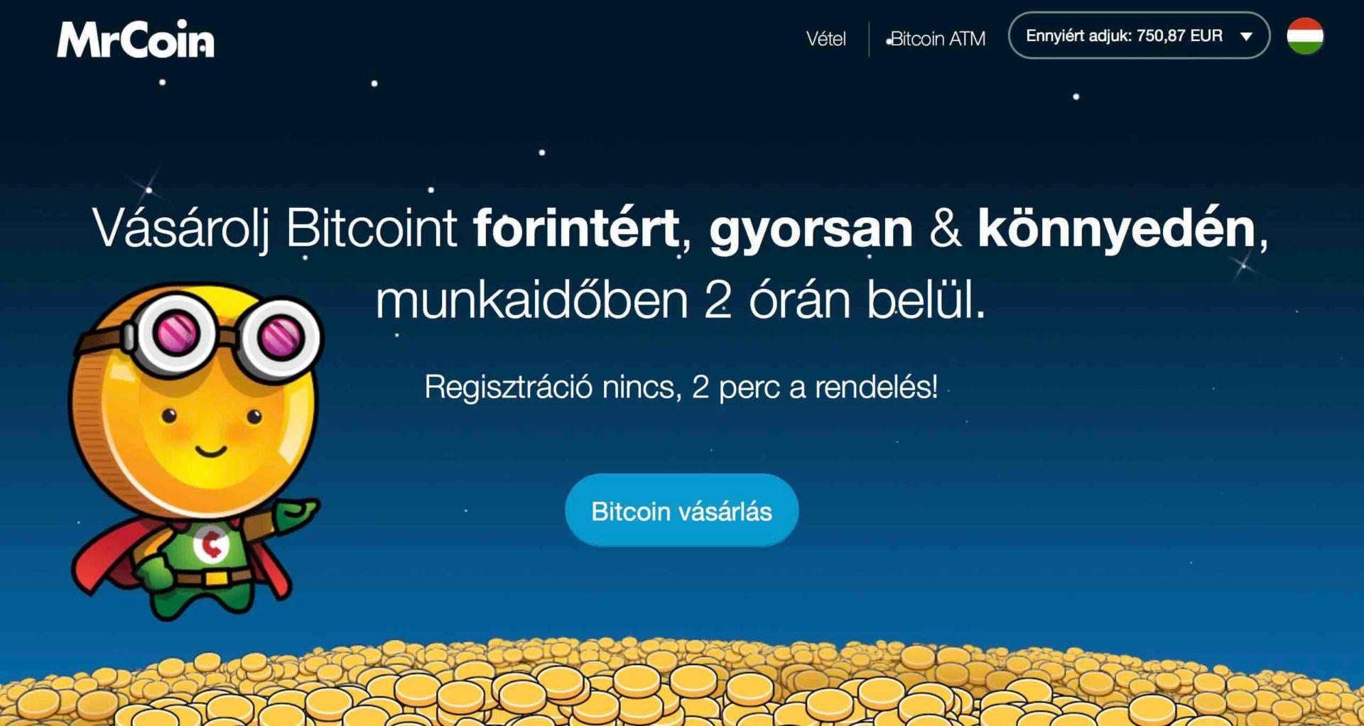mrcoin bitcoin