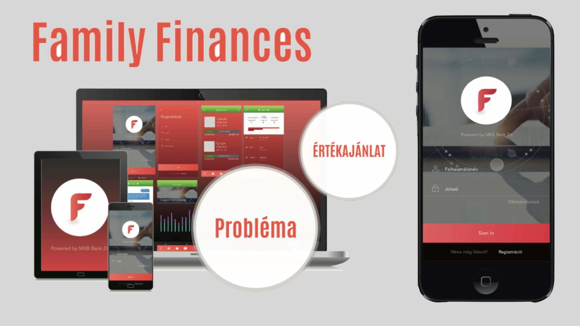 family-finances MKB FinTech Verseny