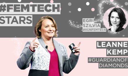 """A """"Gyémántok őrzője"""" – Nők a FinTech világában"""
