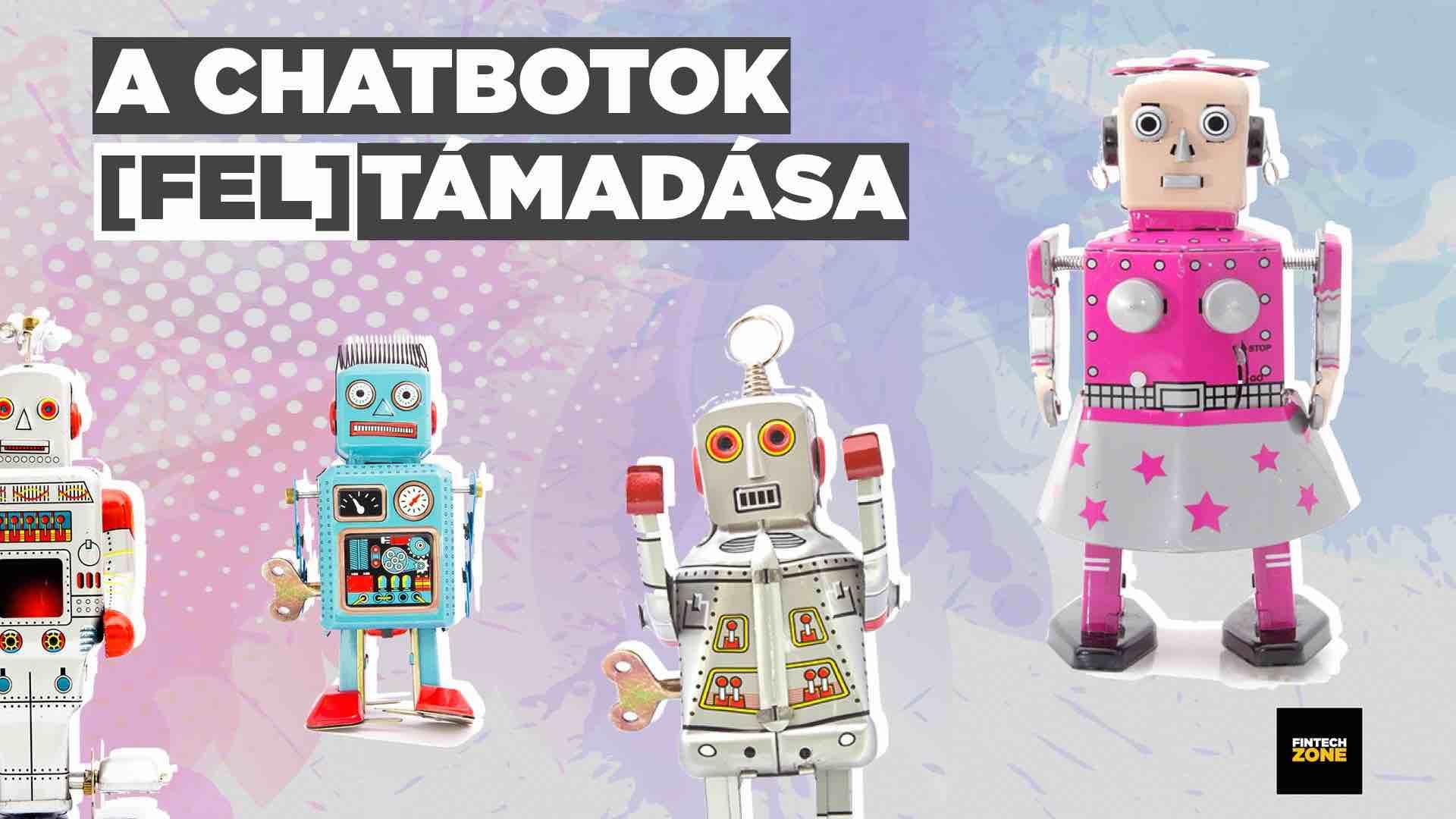 FinTech Chatbotok, amelyek megváltoztatják pénzügyeidet
