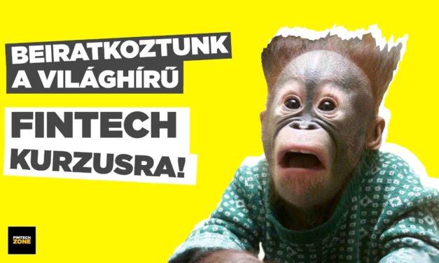 Ezt kapod a világ legfelkapottabb FinTech képzésén