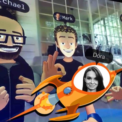Jön a Facebook virtuális világa! Szemüveget fel, indul a party!