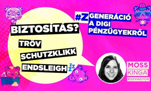 Kell-e a Z-generációnak biztosítás? Szipiszupi digibiztosítás, avagy insurtech a Z-generációs porondon