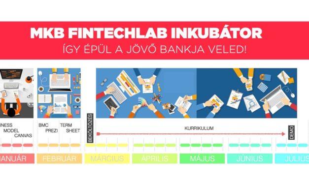 Kalandozások a Jövő Bankjának értékajánlata körül. Így épül az MKB FinTechLab!