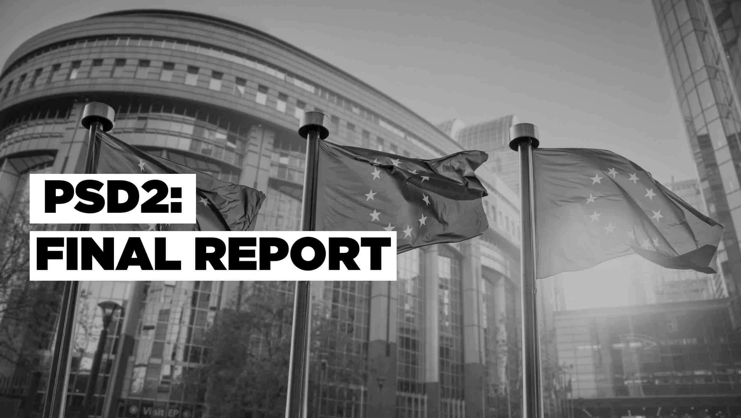 PSD2 Final Report RTS