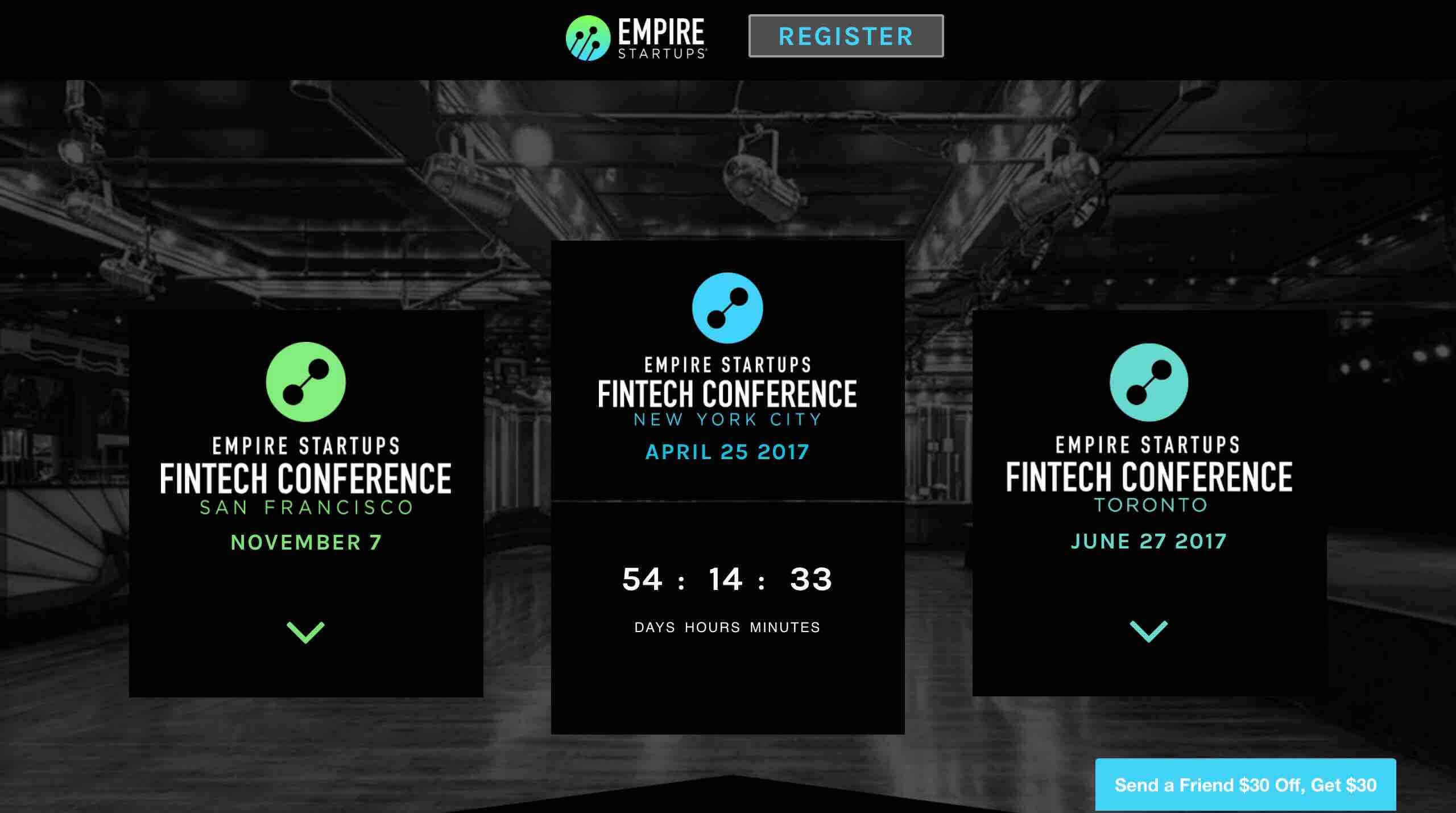 empire fintech conference