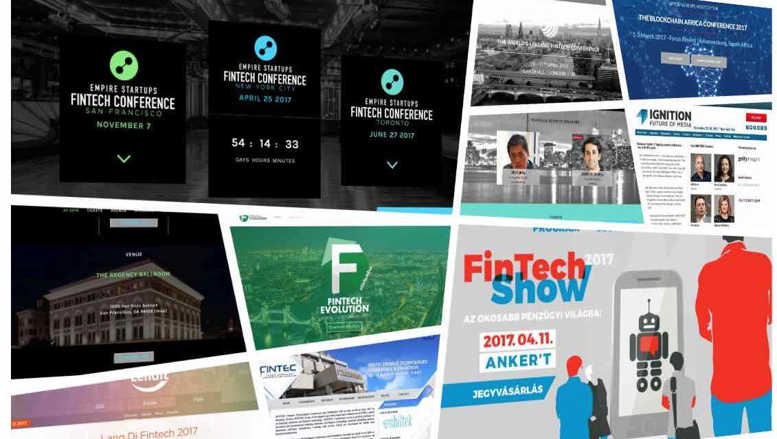 """Ez lesz idén a 10 legjobb fintech """"party"""". Ne aggódj, itthon is lesz FinTechShow!"""