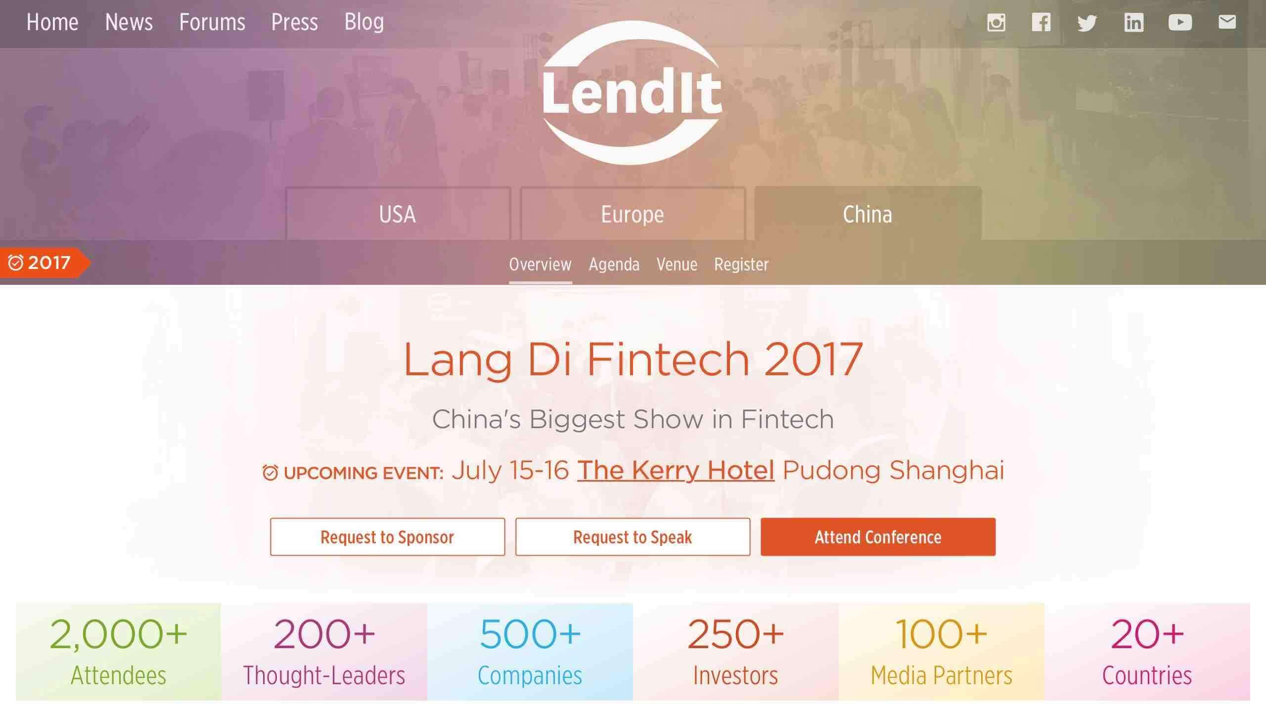 lendit fintech conference