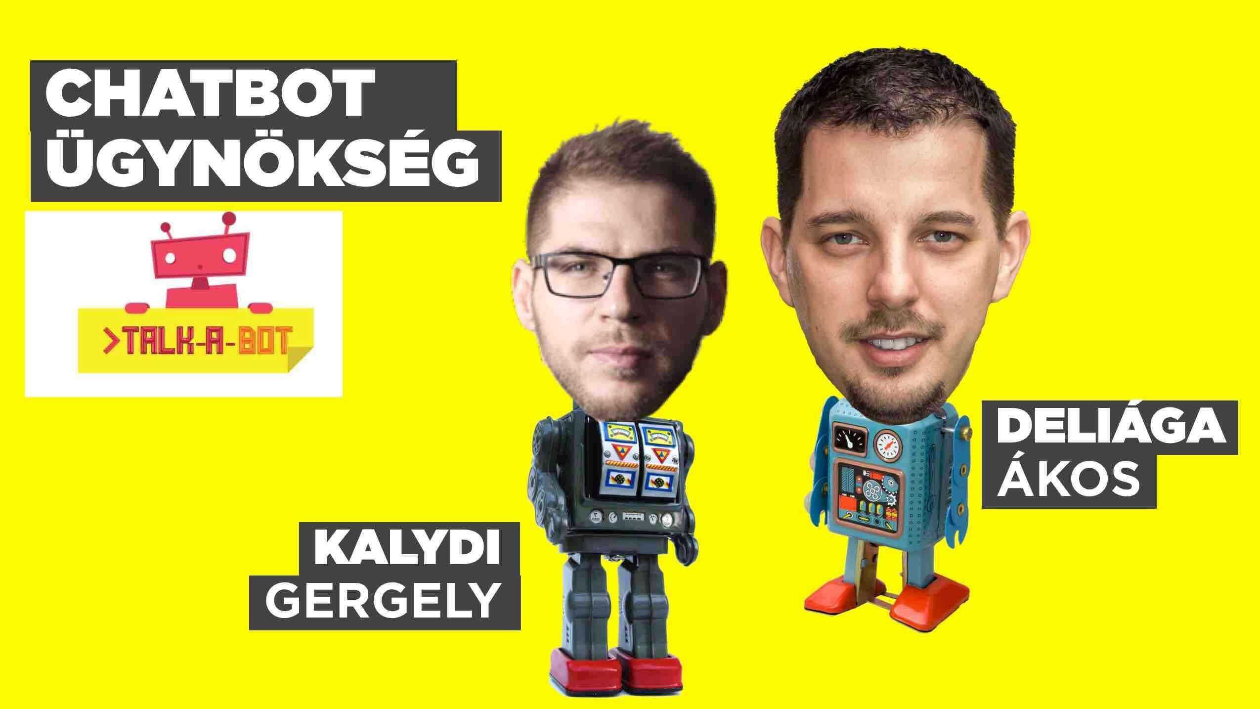 Itt a magyar chatbot ügynökség: Talk-a-Bot! Chatboton keresztül akár bankszámlát is nyithatunk majd