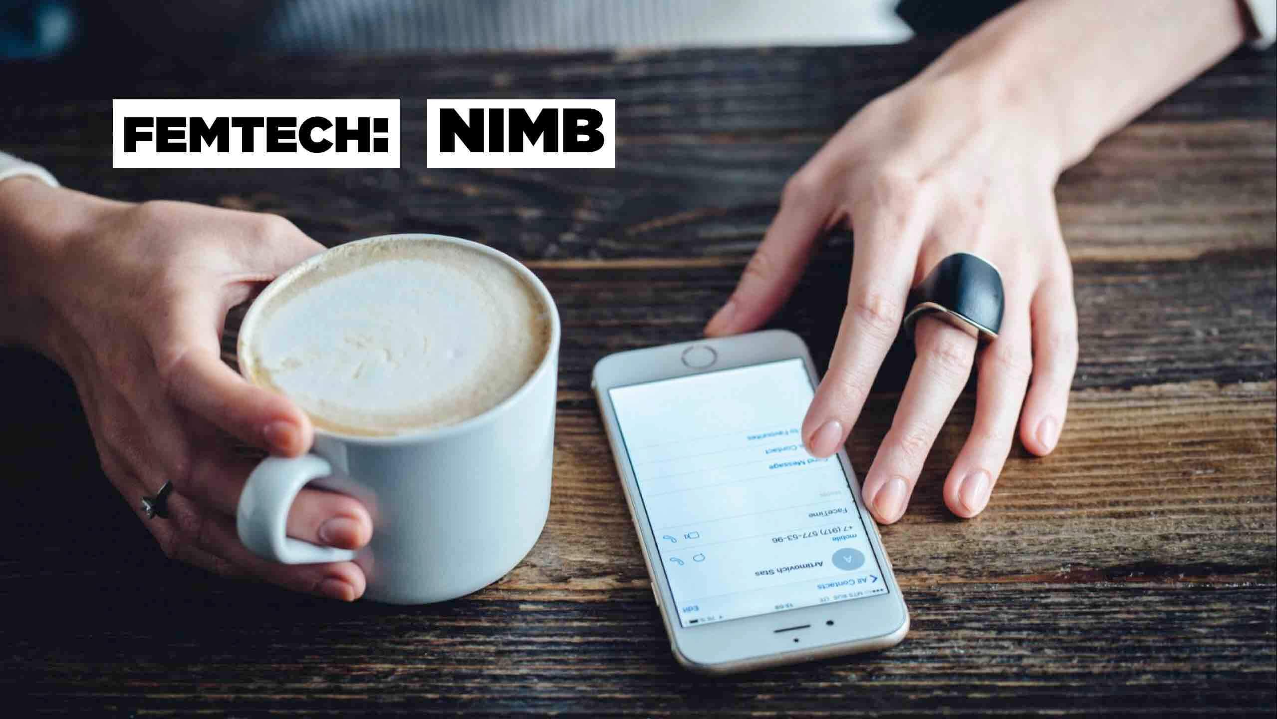 Nimb gyűrű FemTech