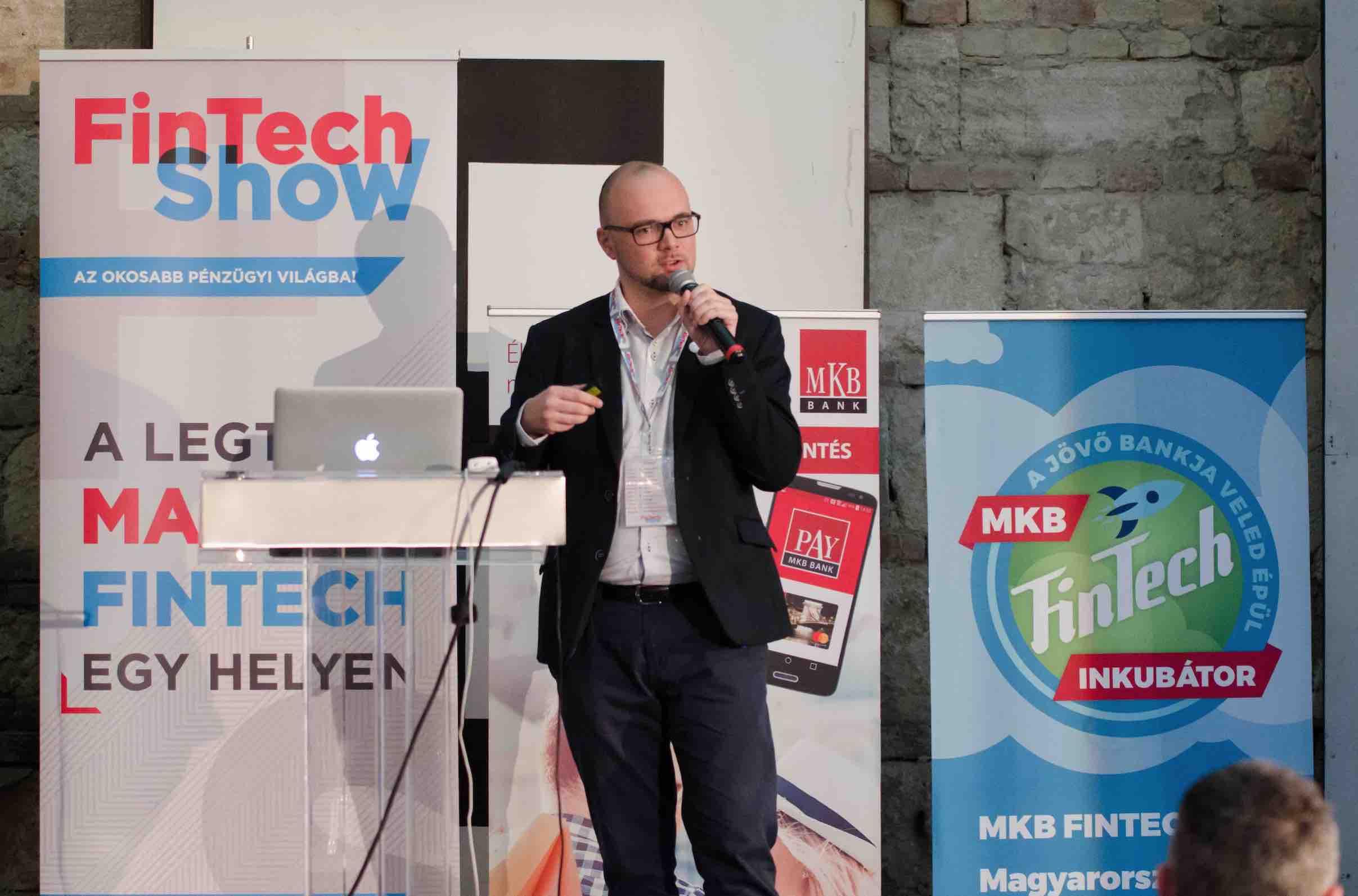 FinTechShow 2017 Szota Szabolcs Kriph.io