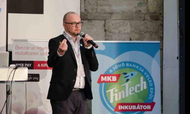 Íme a FinTechShow 2017 győztes: Kriph.io