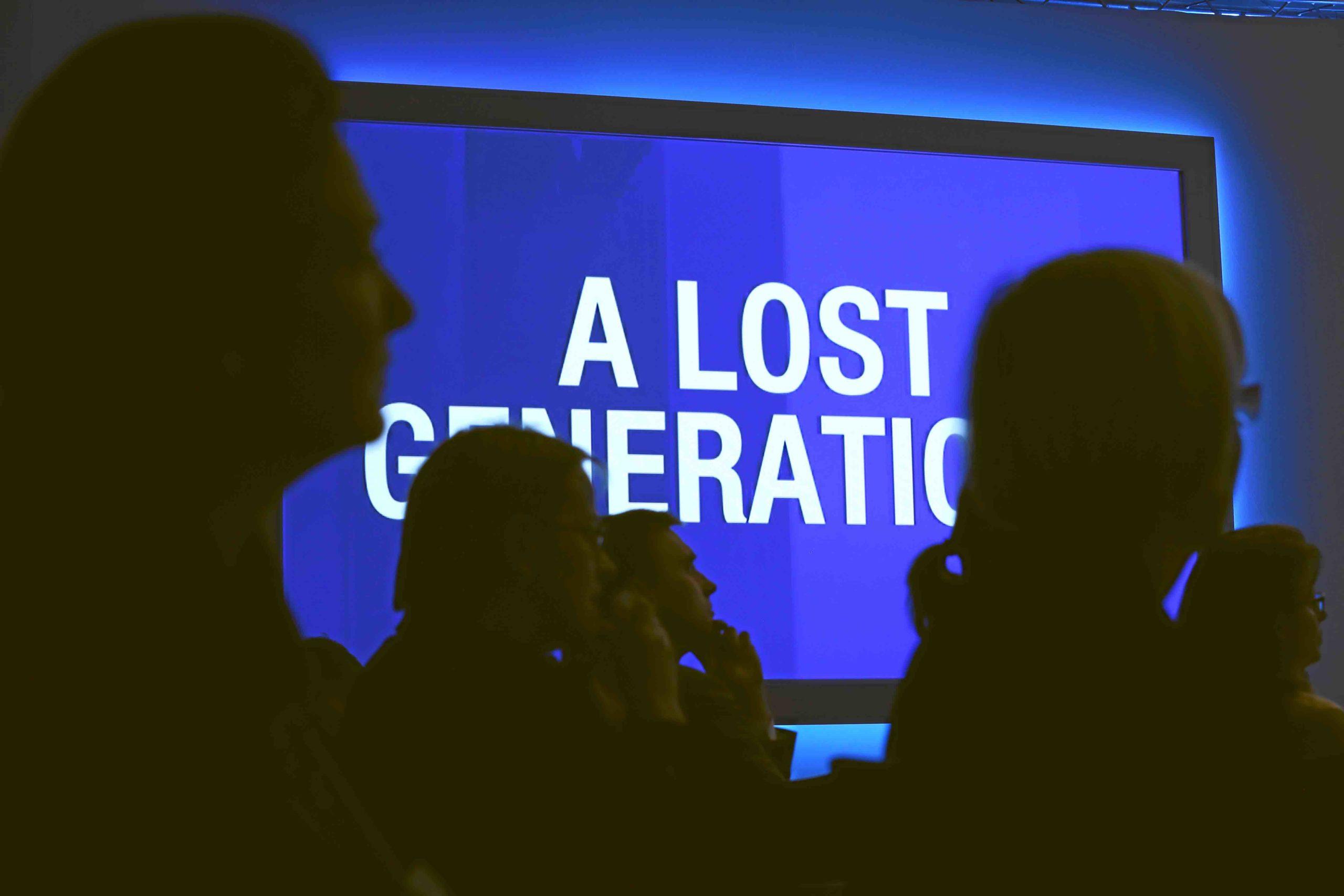 bizonytalan z-generáció