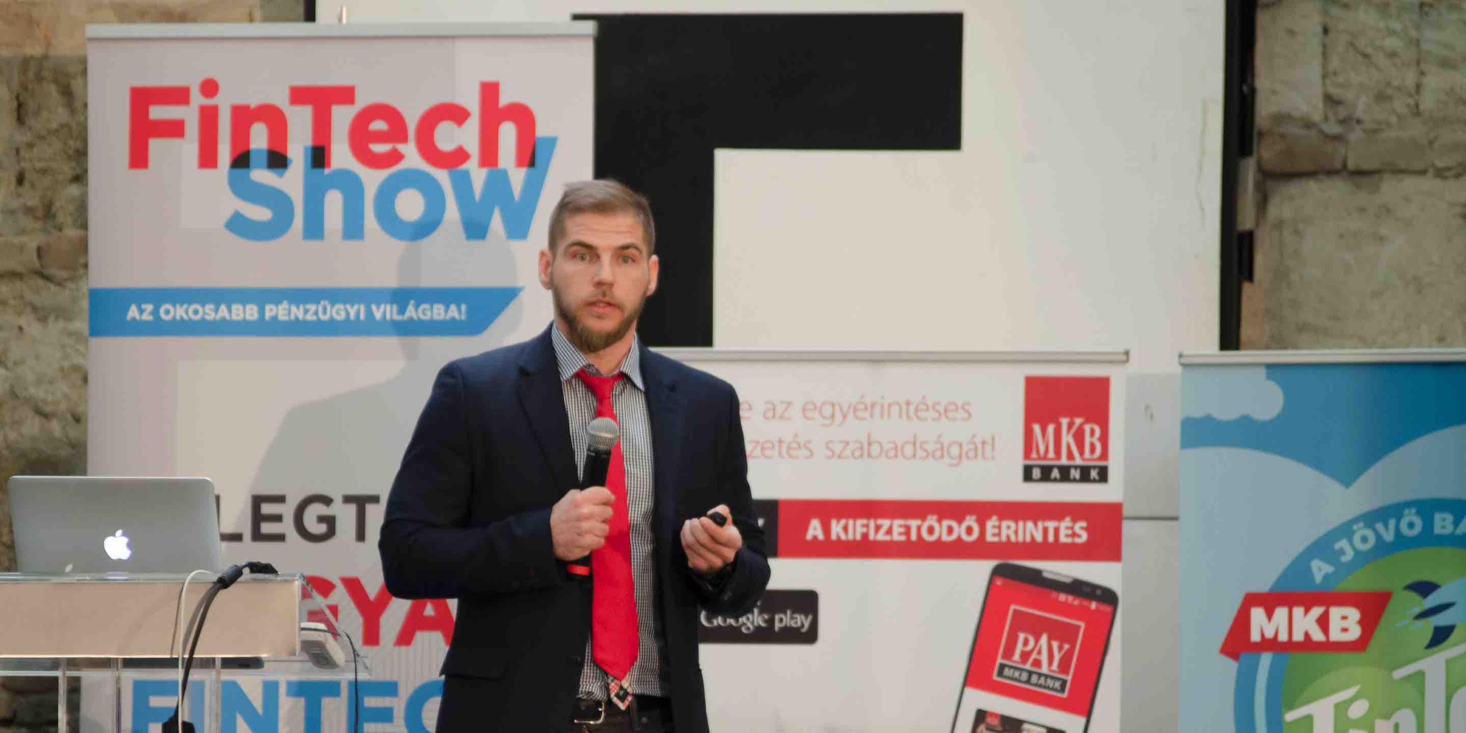 chatbot fintechshow fintech talk-a-bot