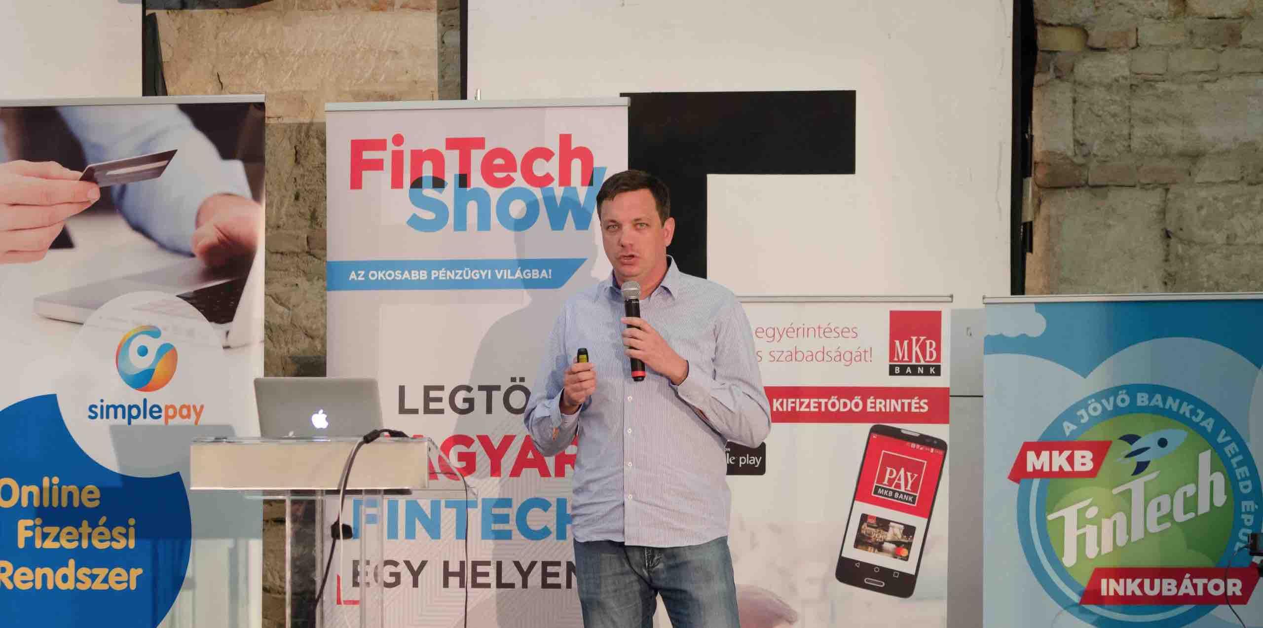 Fintech Blueopes roboadvisor FinTechShow