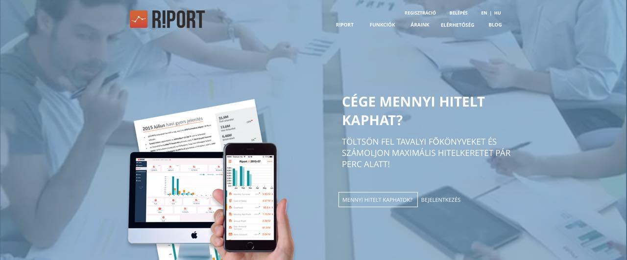 Riport magyar fintech startup piacter