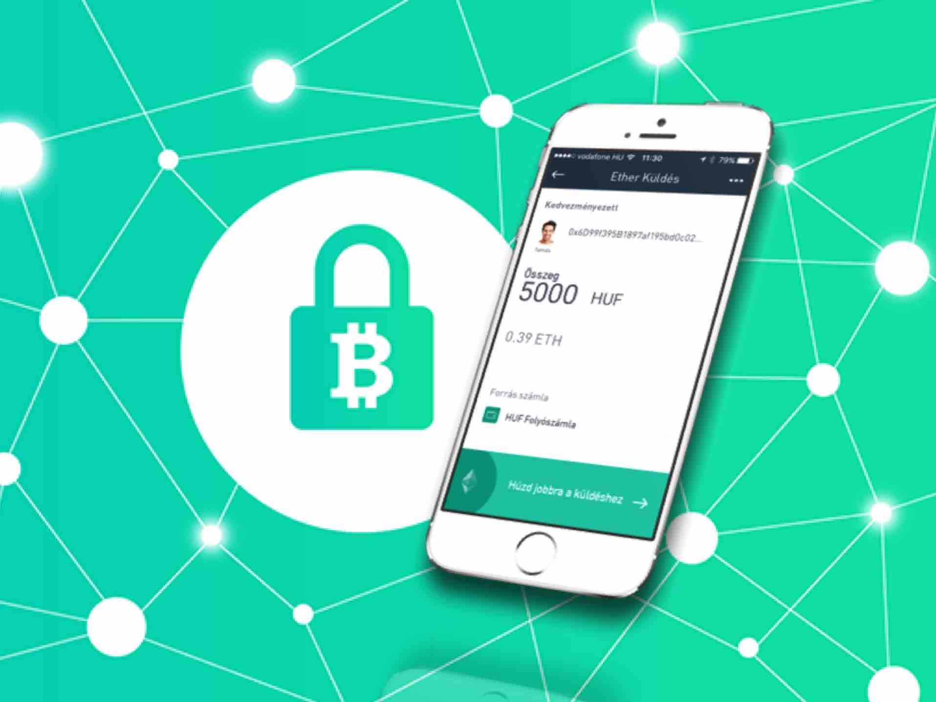 Shinrai blockchain api magyar fintech piacter