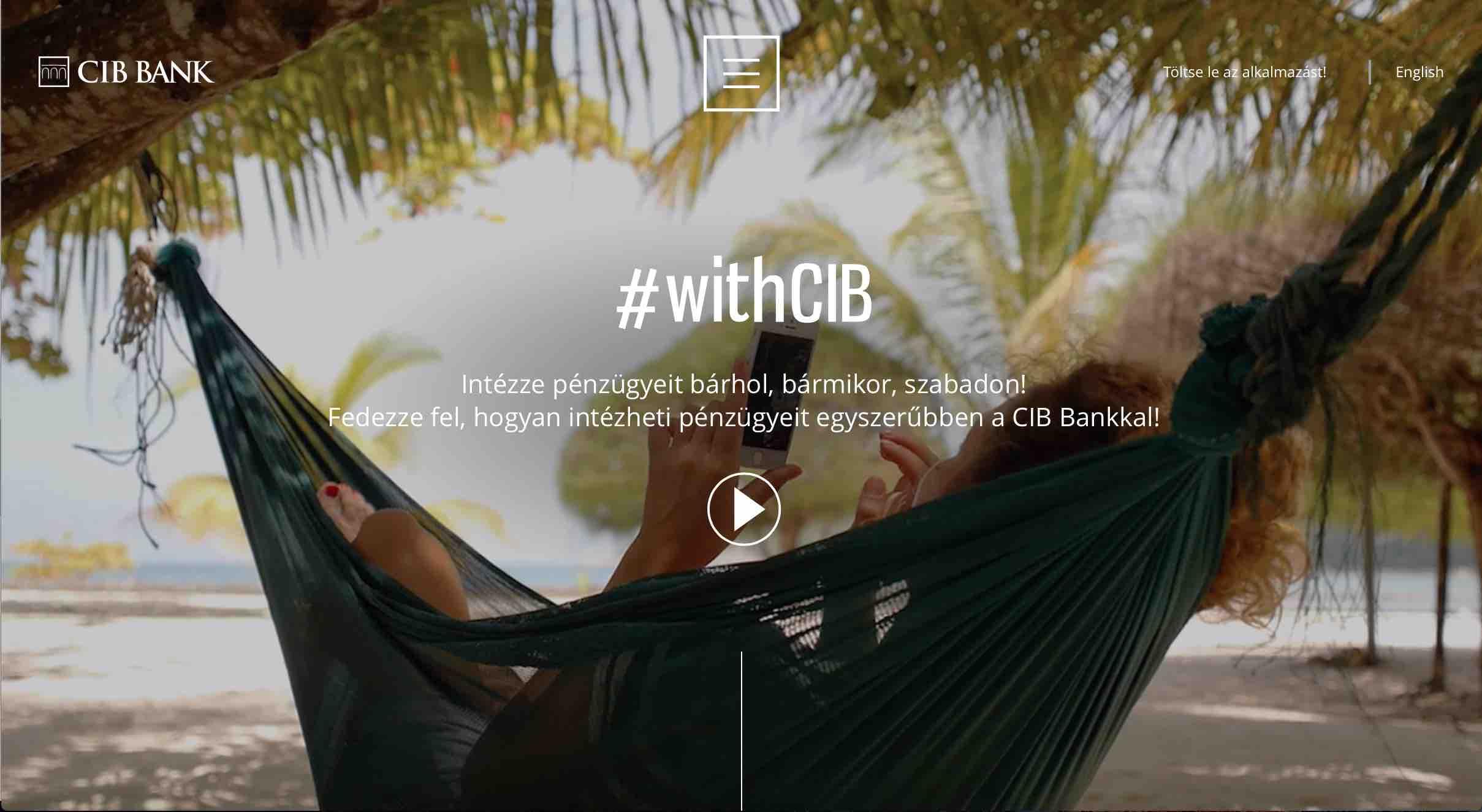 CIB mobilbank szemelyi kolcson megtakaritas dayposit