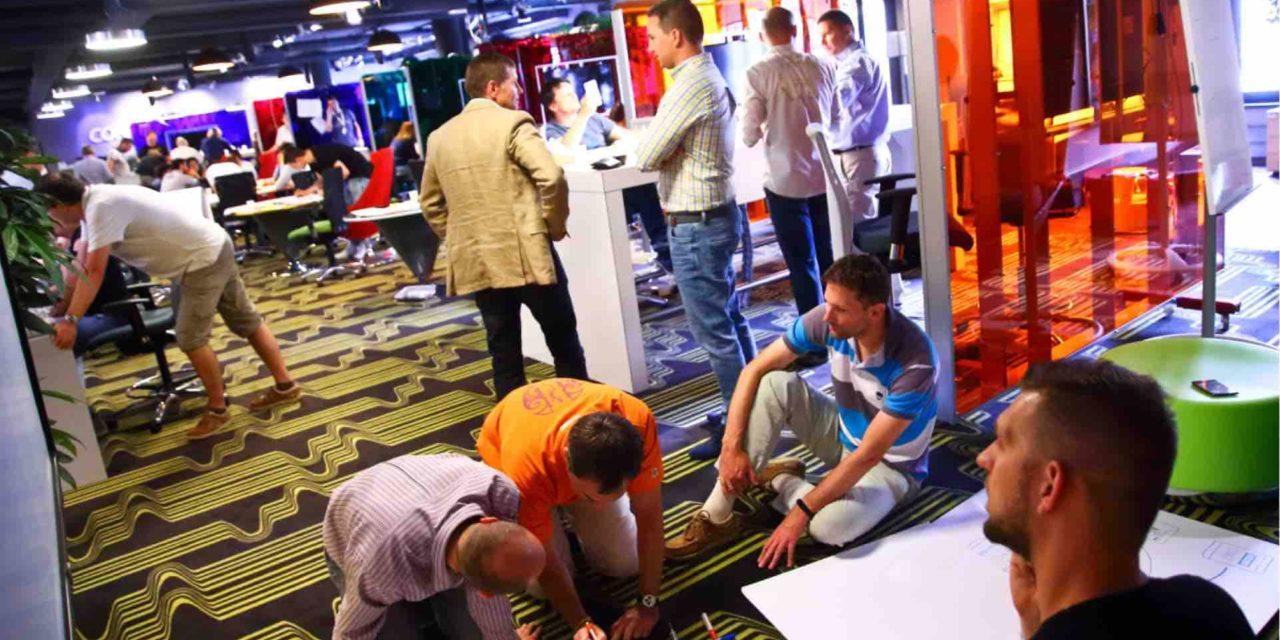 Hackathon, digimaraton, innovációs verseny. Így épül a Fundamenta új digitális világa