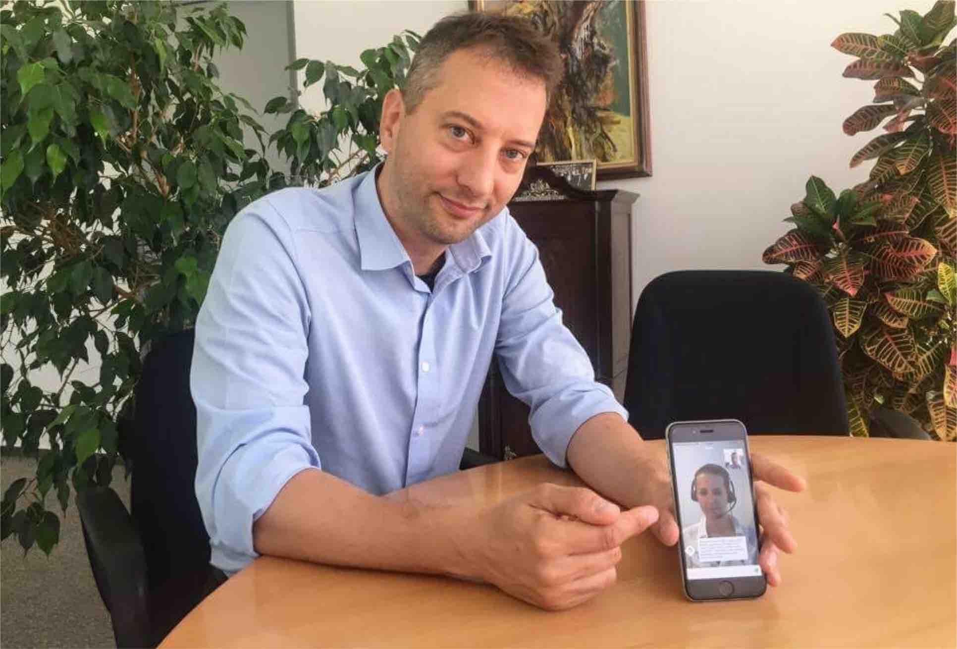 GRÁNIT Bank digitális bankolás video azonosítás