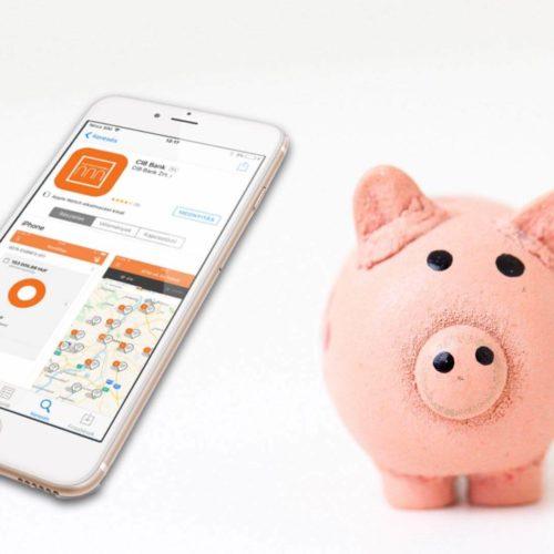 A CIB mobilbank online személyi kölcsönnel és micro-megtakarítással robbantott