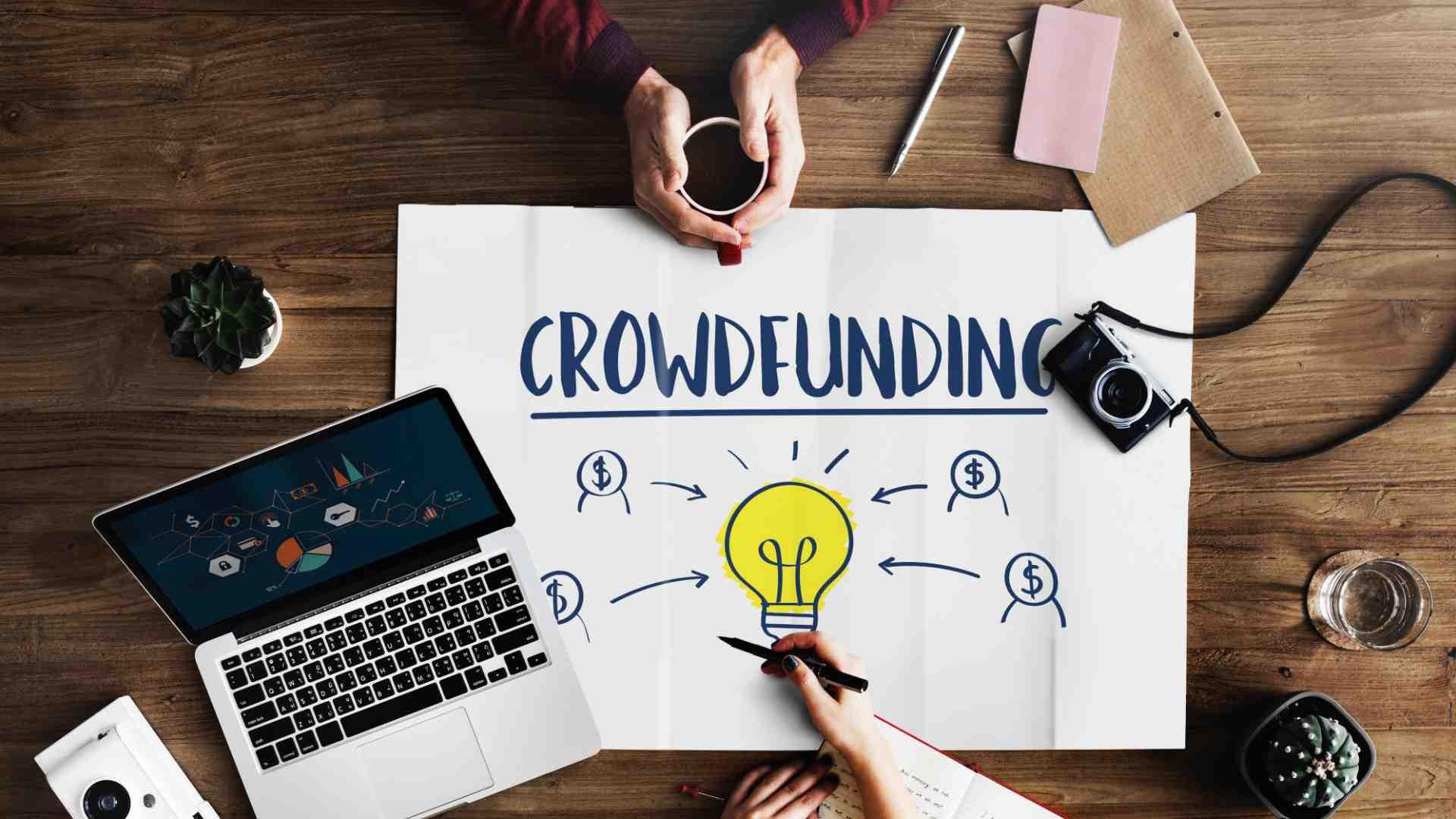 crowdfunding tokeportal