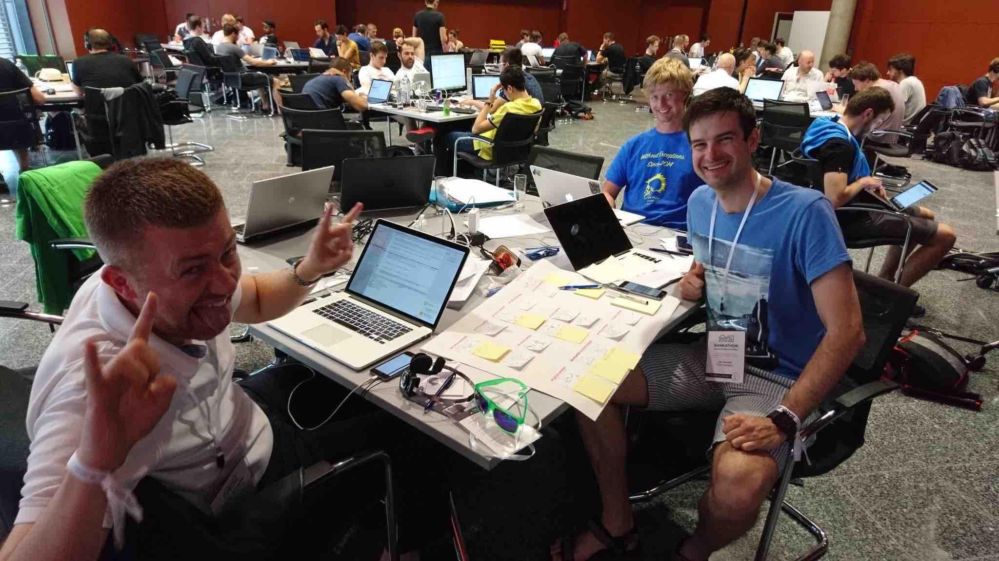 fintech hackathon digitalis bankolas