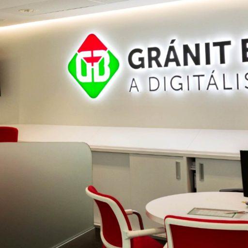Digitális gyöngyhalászat a GRÁNIT Banknál. Így épül a jövő pénzügyi mobilalkalmazása