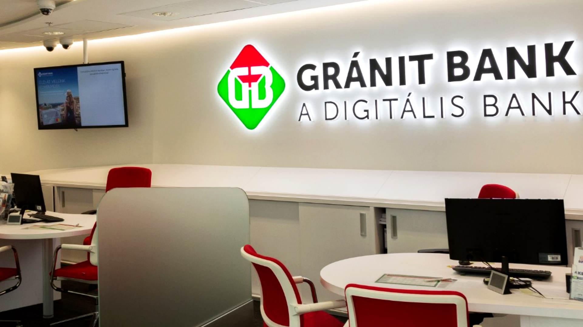 granit bank digitalis bank fintech verseny