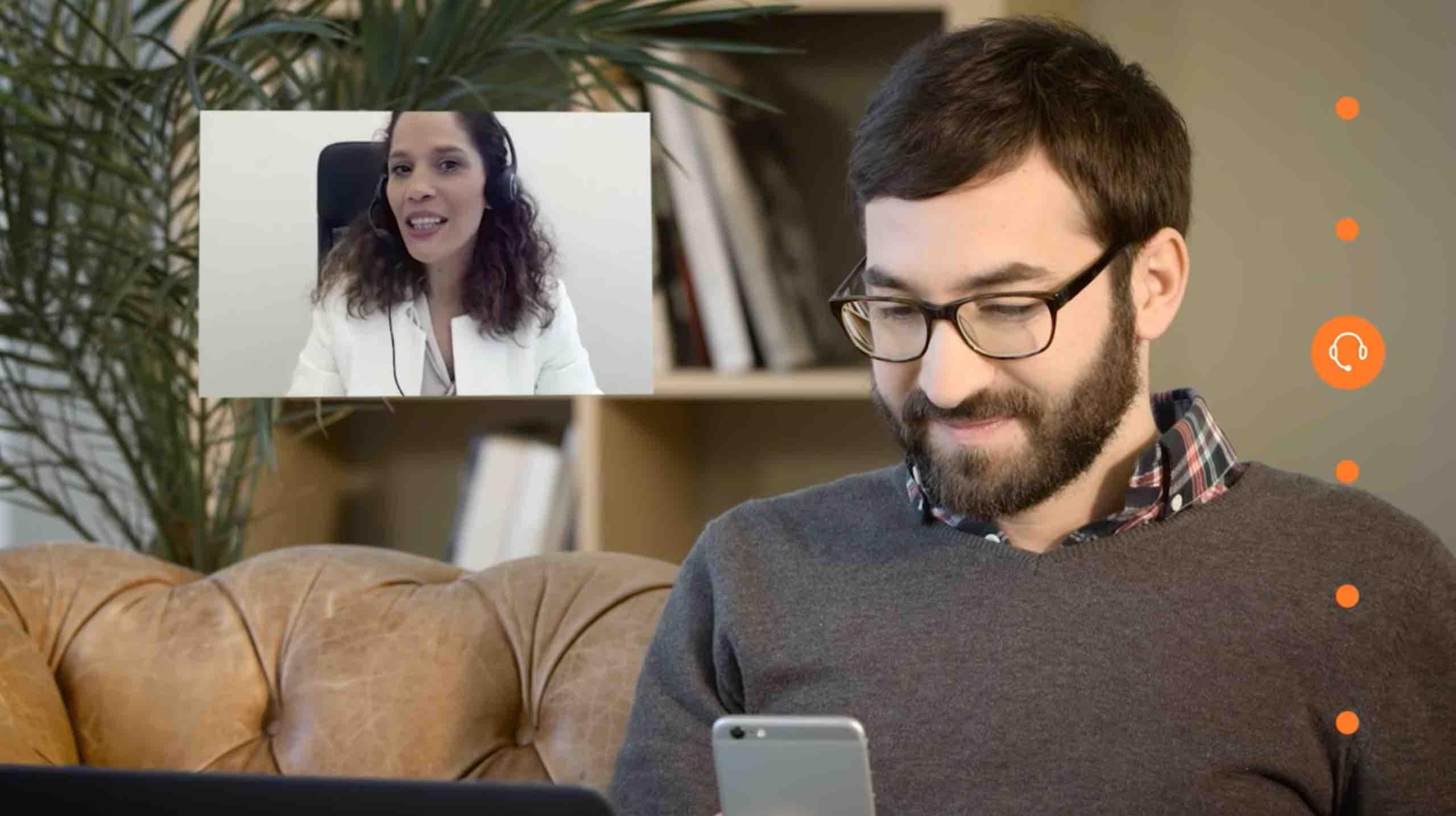 videoazonosítás videochat bankszámlanyítás AML