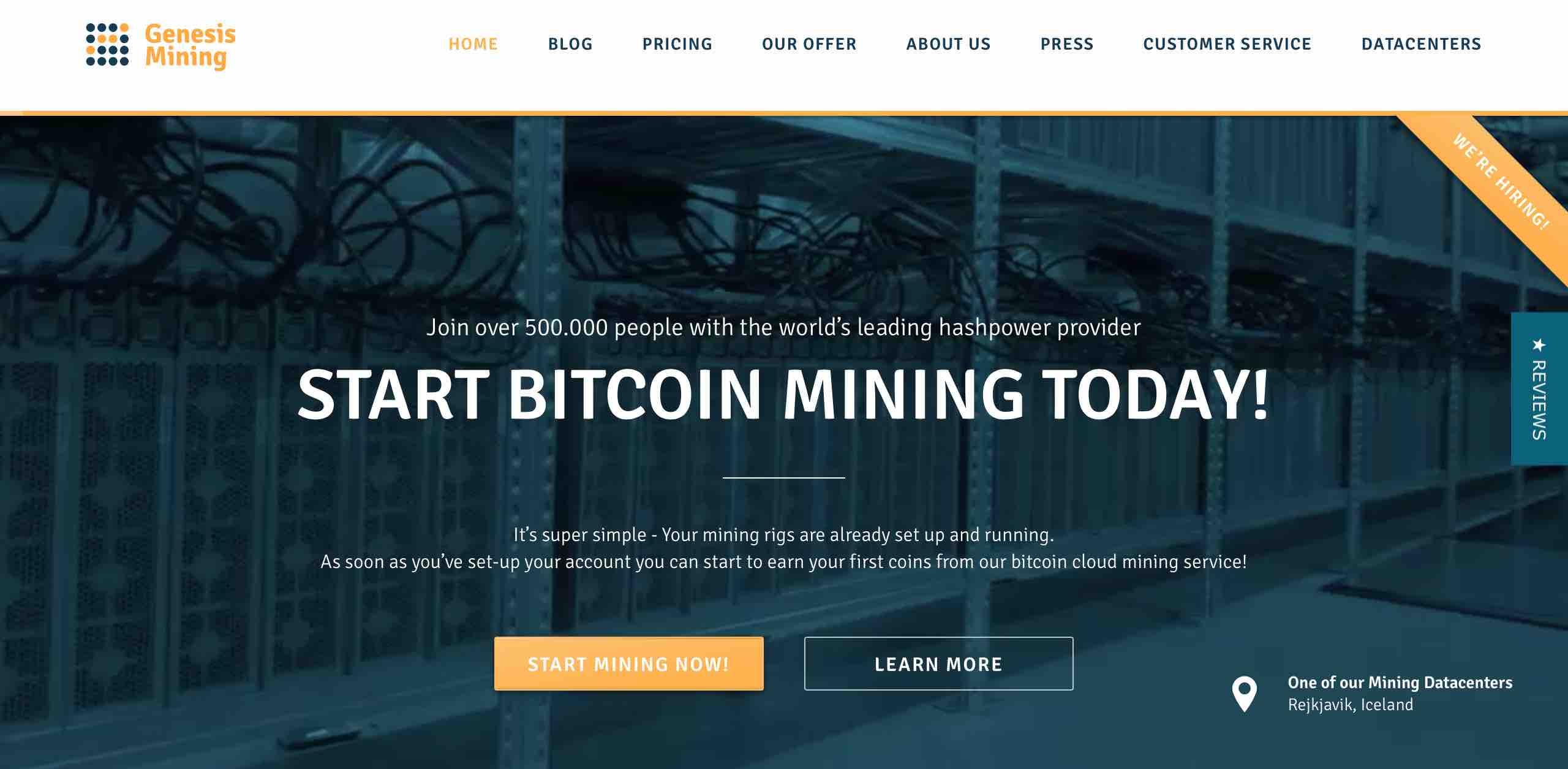 bitcoin banyaszat bitinsist kriptovaluta