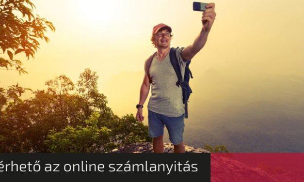 MKB: online számlanyitás, virtuális bankkártya és mobilfizetés egyben