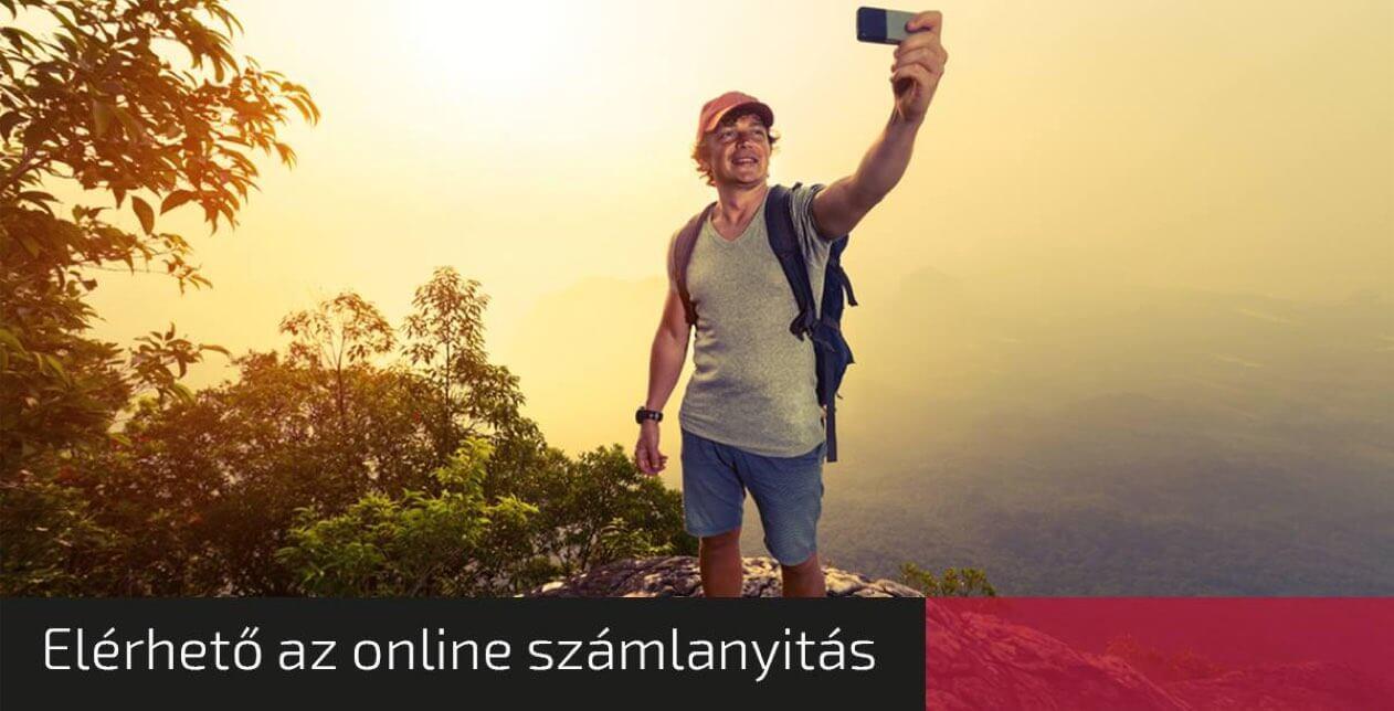 online számlanyitás digitális bankolás MKB