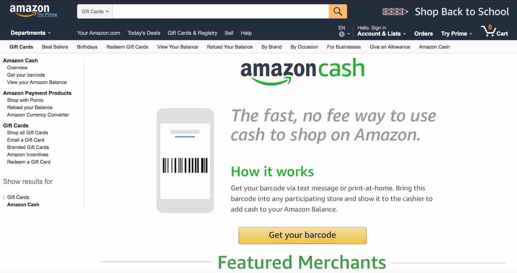 Amazon topup bankkartya nelkul