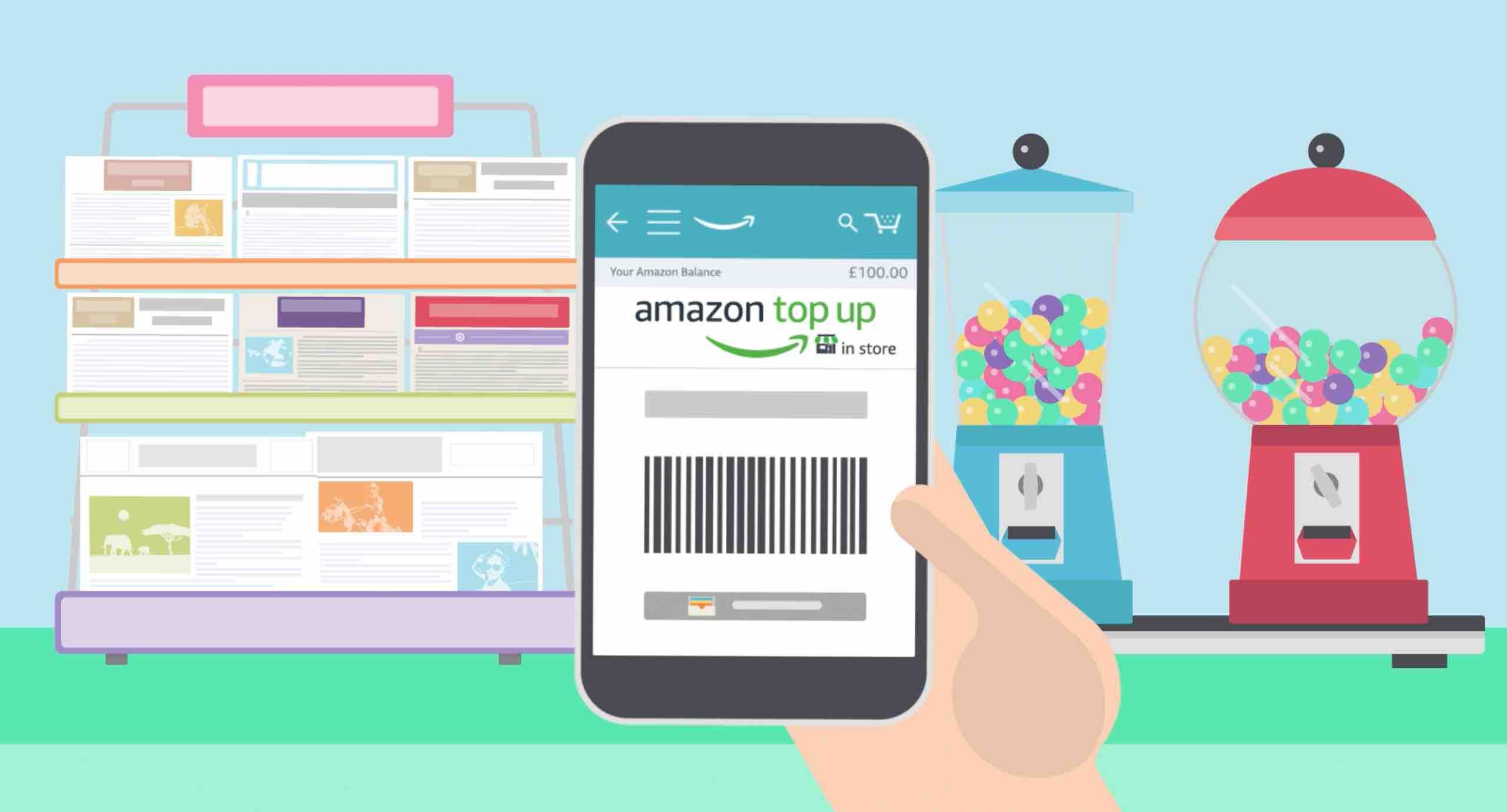 topup e-commerce