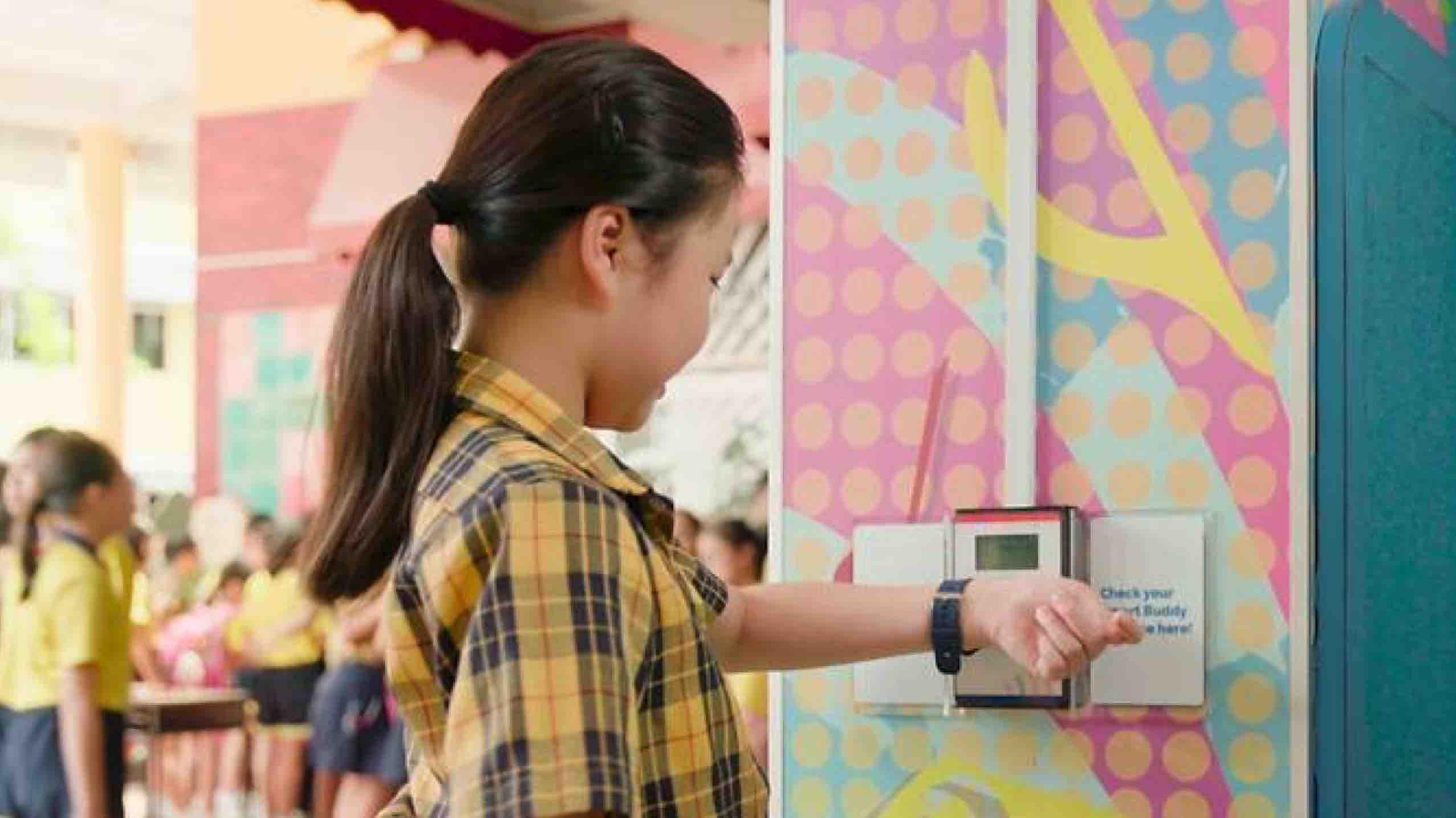 digitális zsebpénz SmartBuddy okosora