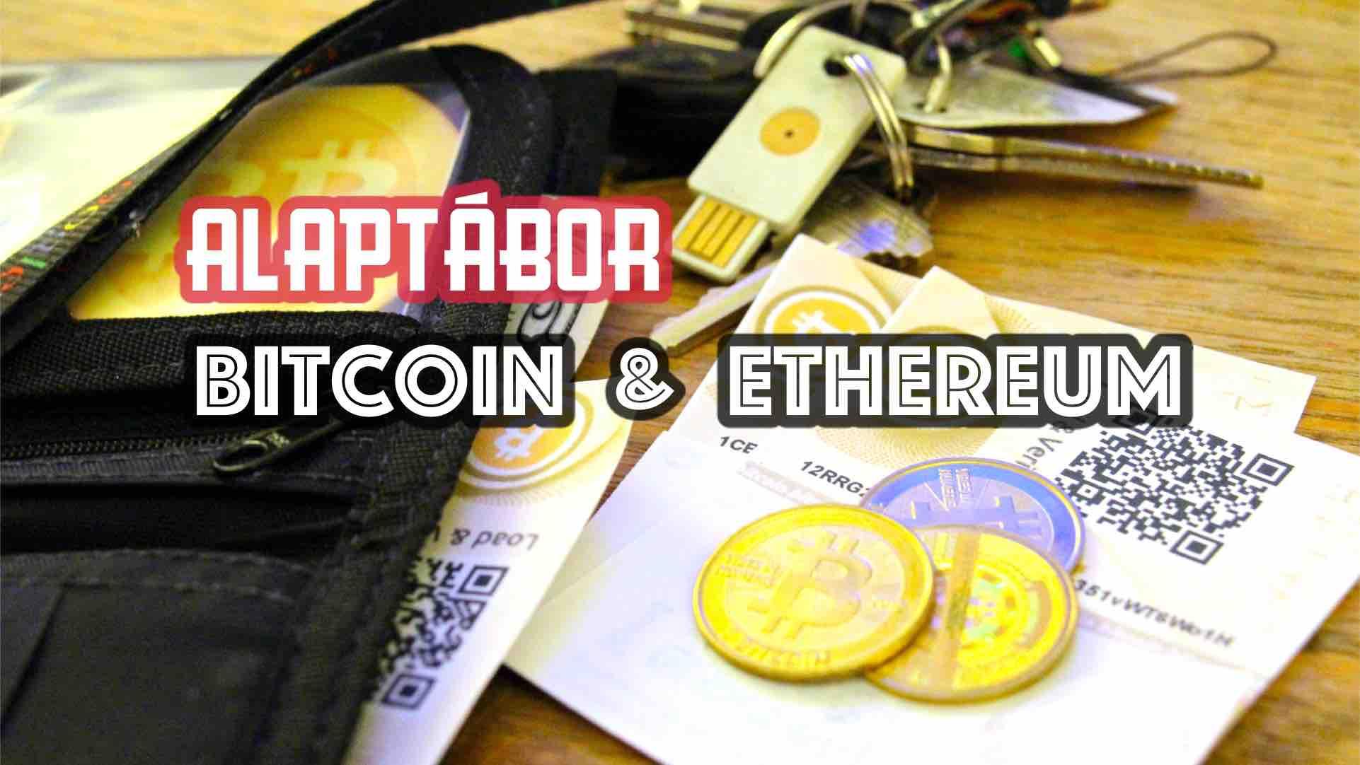 bitcoin ether ethereum blockchain