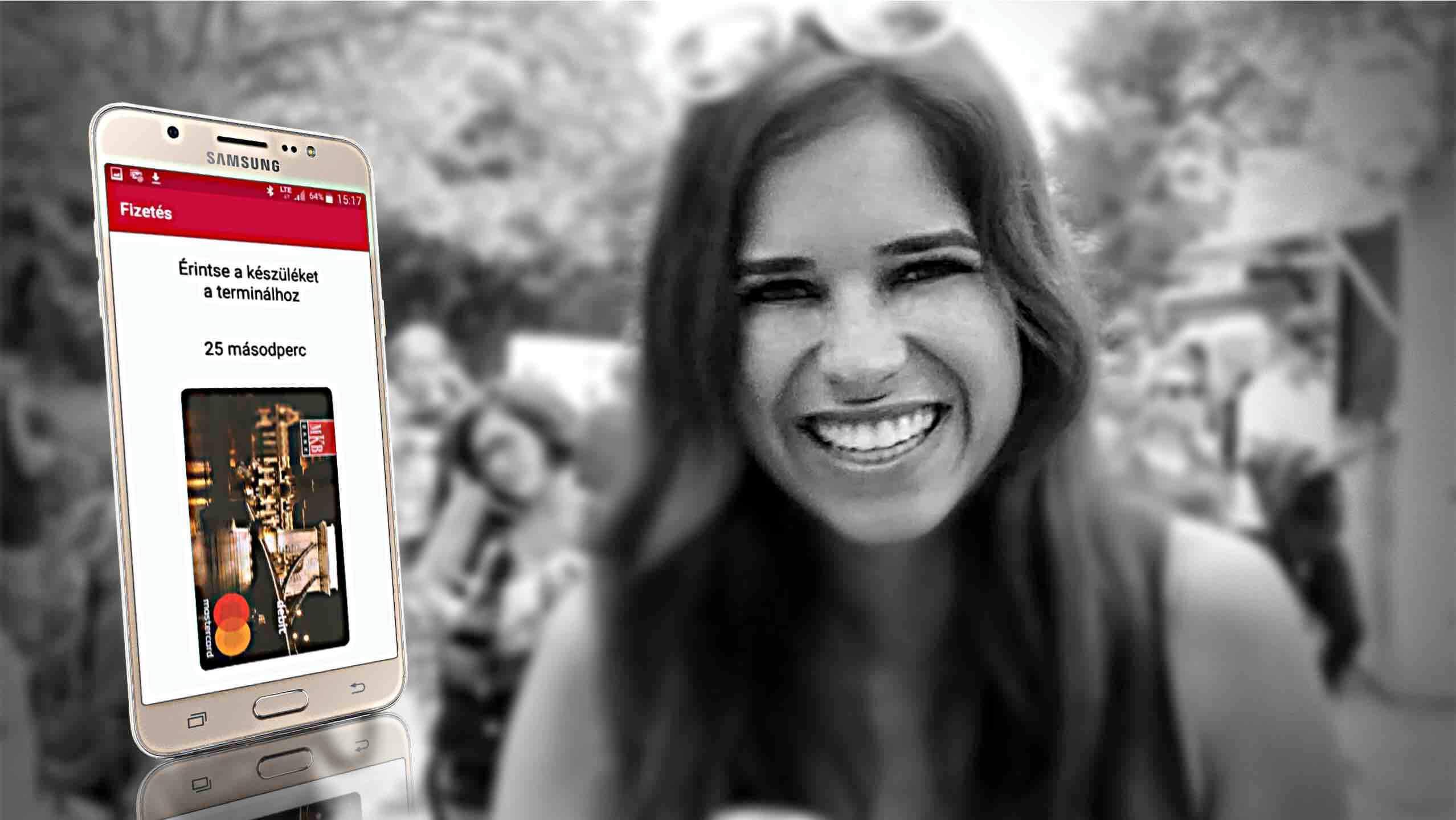 online szamlanyitas mobilfizetes MKB Pay Kinga