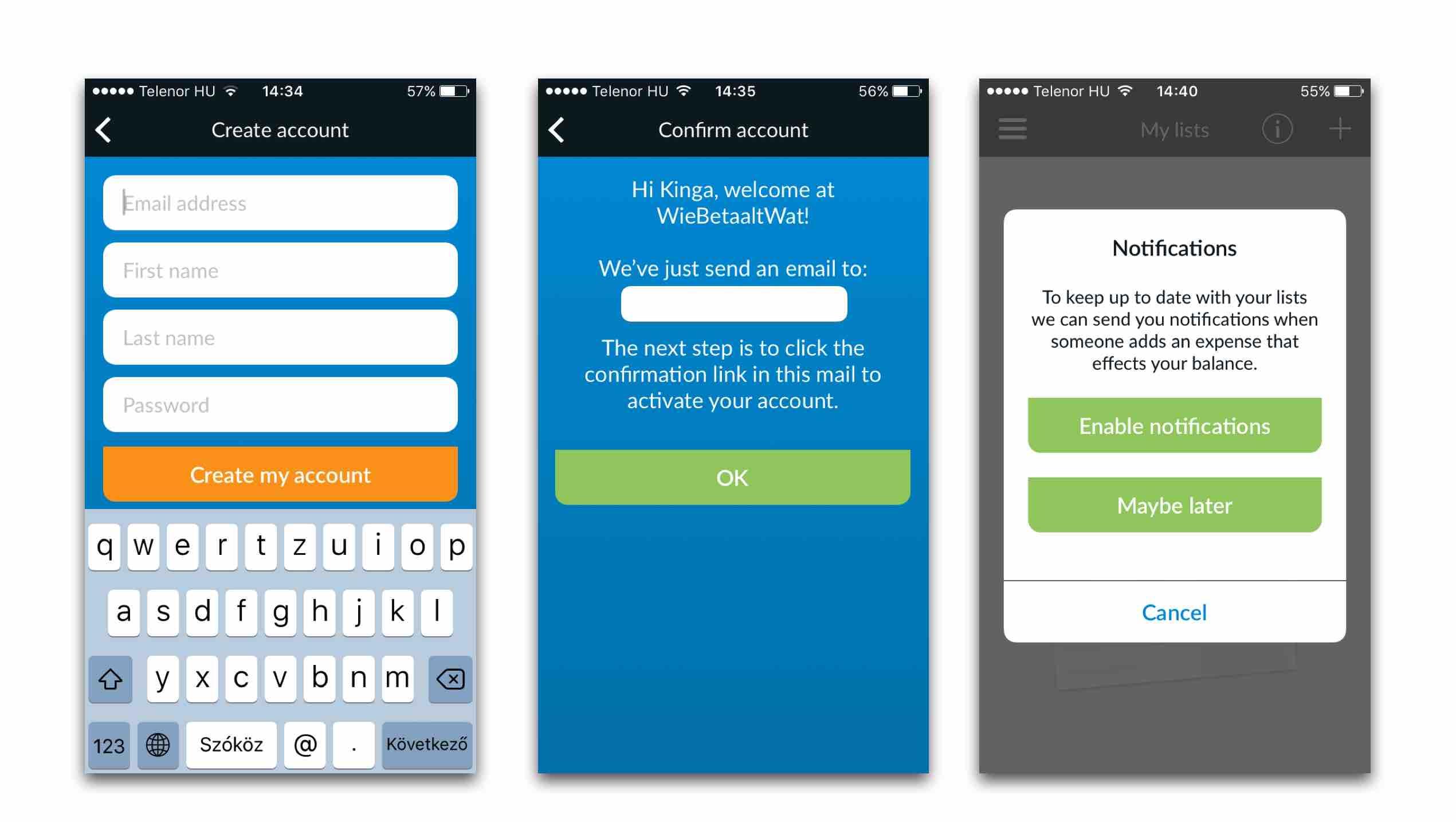 penzugyi app fiataloknak barati tarsasagoknak